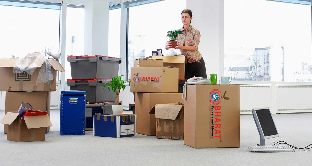 Bharat Packers And Movers Pune - AN ISO 9001:2008 Certified Company!